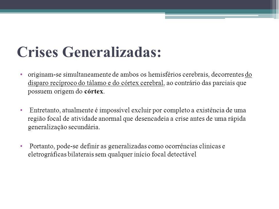Crises Generalizadas: