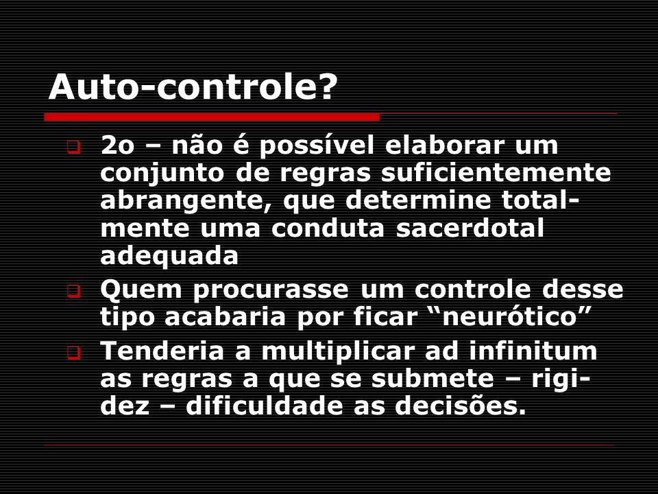 Auto-controle