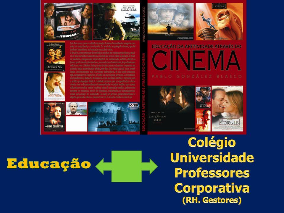 Colégio Universidade Professores Corporativa (RH. Gestores) Educação