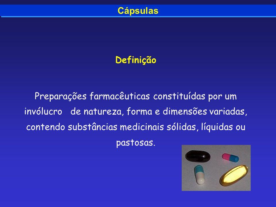 Cápsulas Definição.