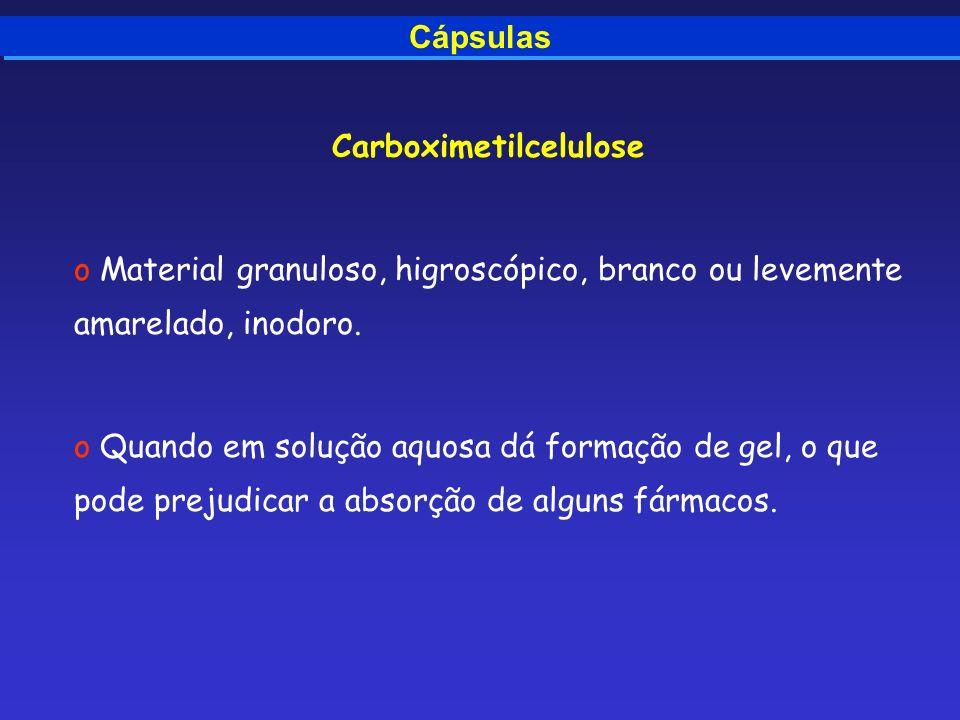 Carboximetilcelulose