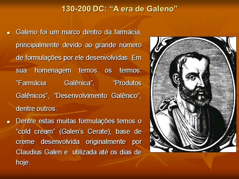 130-200 DC: A era de Galeno
