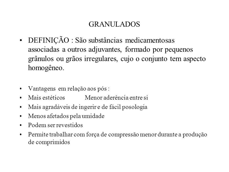 GRANULADOS