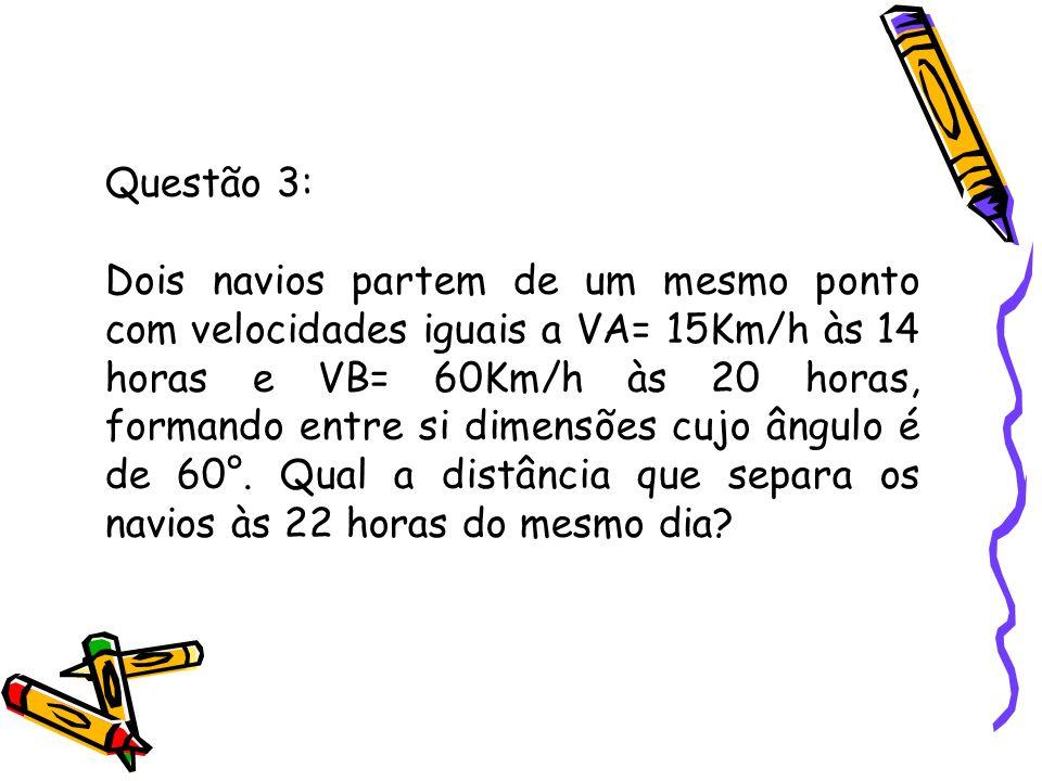 Questão 3: