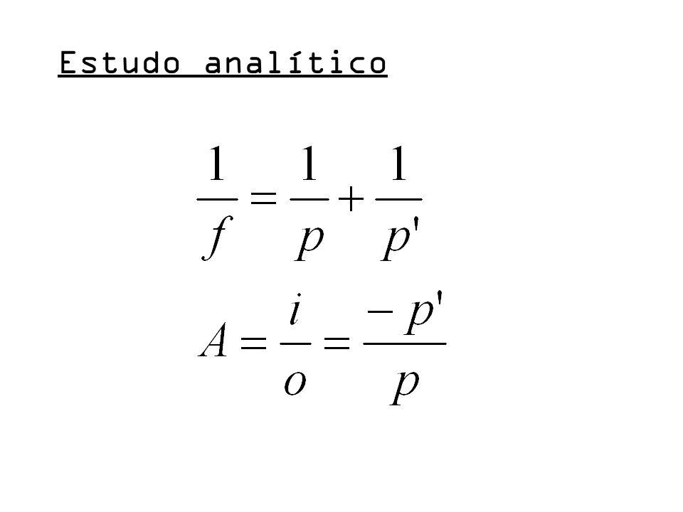 Estudo analítico