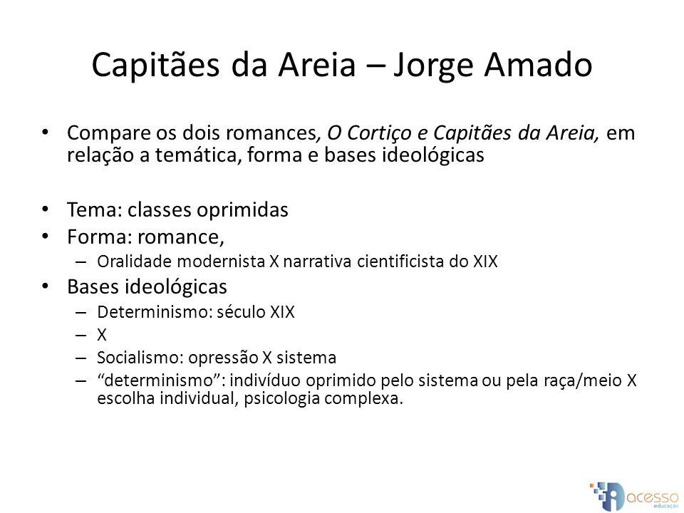 Capitães da Areia – Jorge Amado