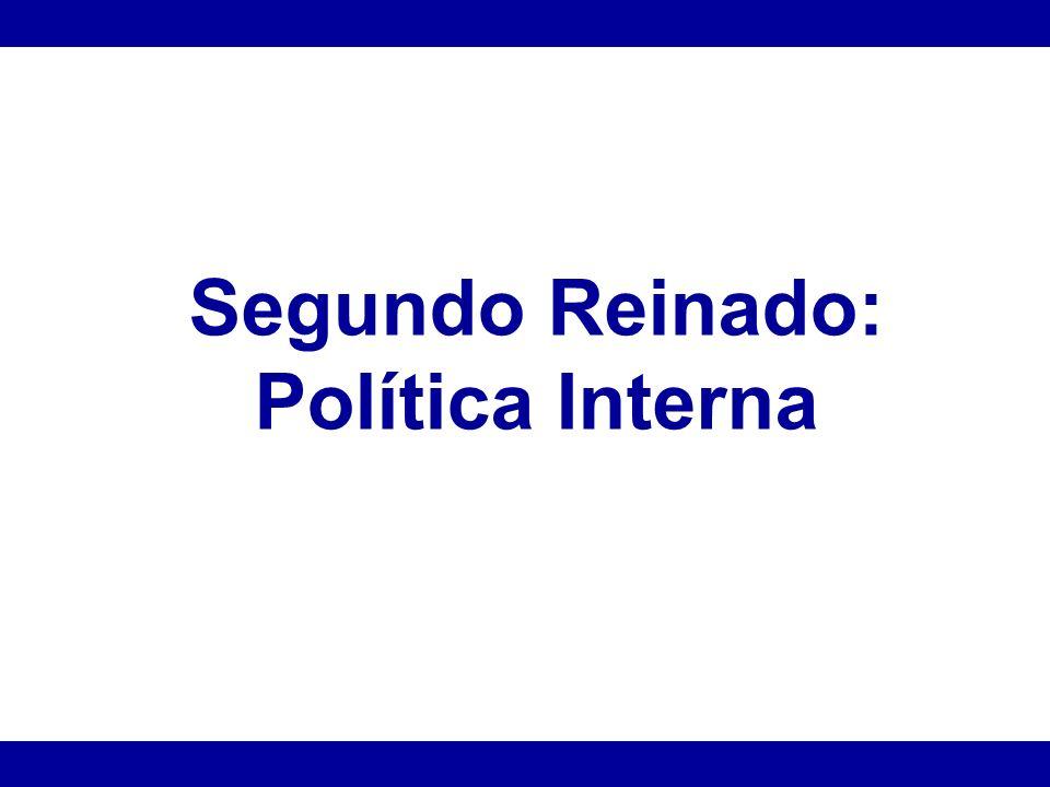 Segundo Reinado: Política Interna