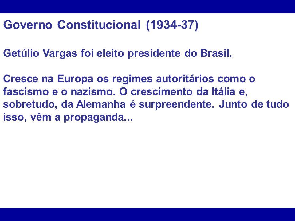 Governo Constitucional (1934-37)