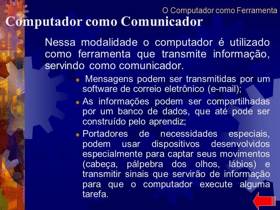 O Computador como Ferramenta