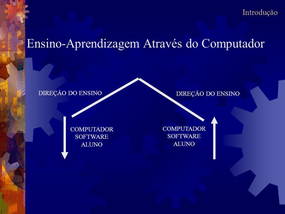 Ensino-Aprendizagem Através do Computador