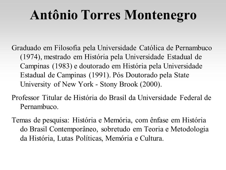 Antônio Torres Montenegro