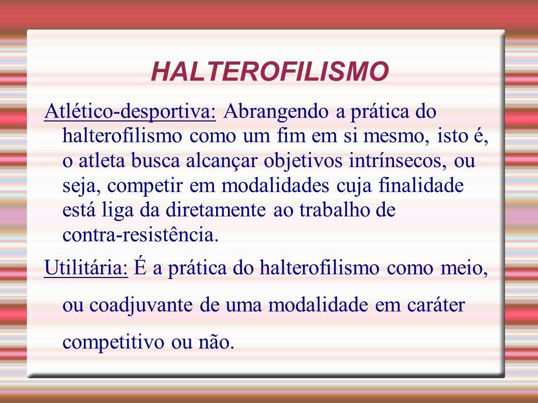 HALTEROFILISMO