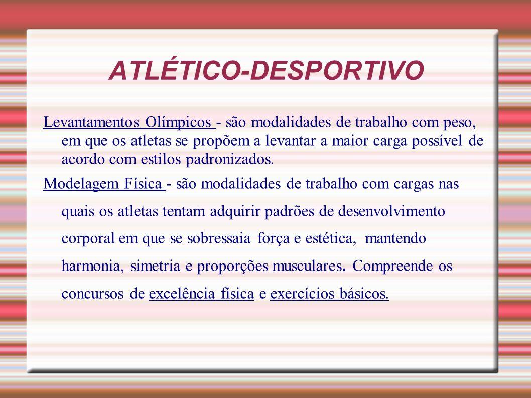 ATLÉTICO-DESPORTIVO