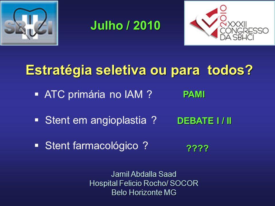 Hospital Felicio Rocho/ SOCOR
