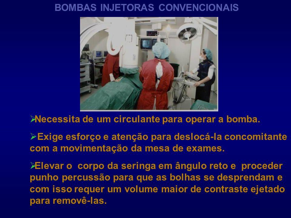 BOMBAS INJETORAS CONVENCIONAIS