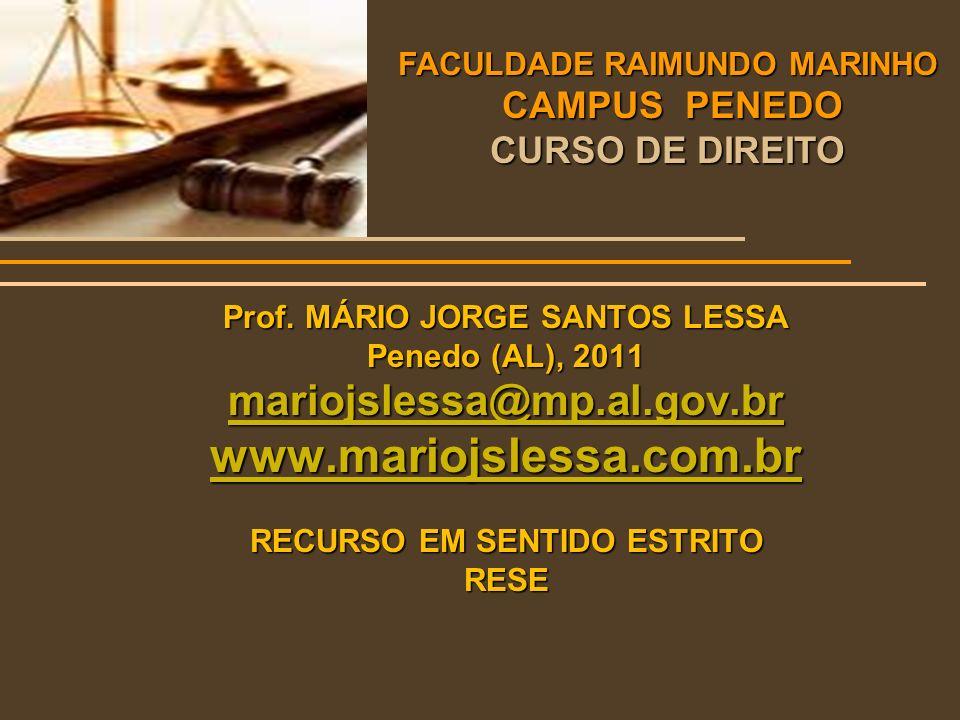 www.mariojslessa.com.br mariojslessa@mp.al.gov.br