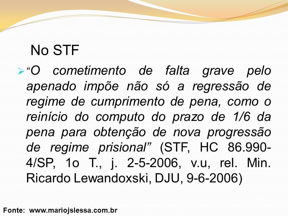 No STF
