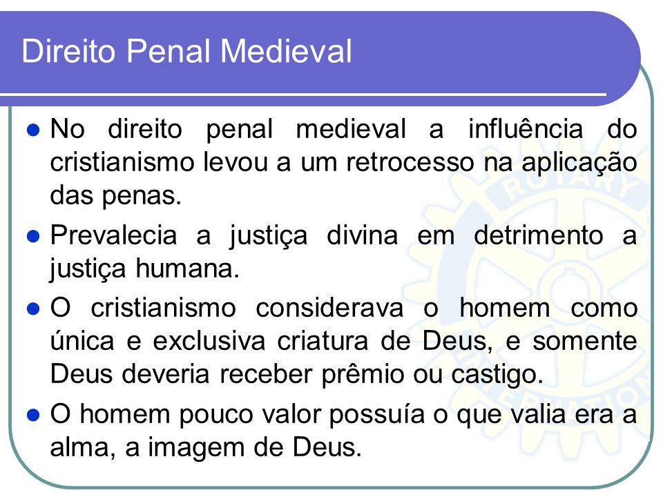 Direito Penal Medieval