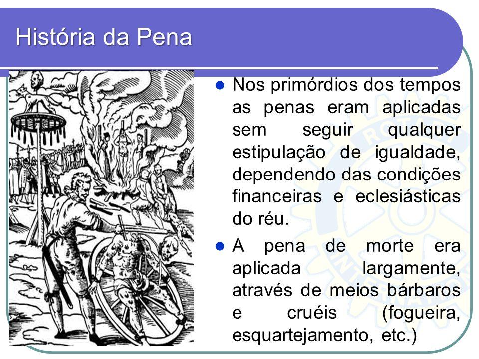 História da Pena