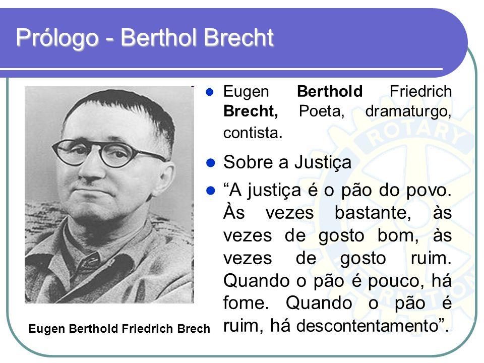 Prólogo - Berthol Brecht
