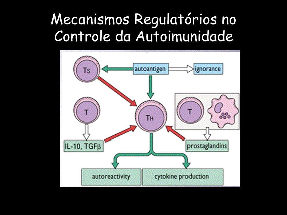 Mecanismos Regulatórios no Controle da Autoimunidade