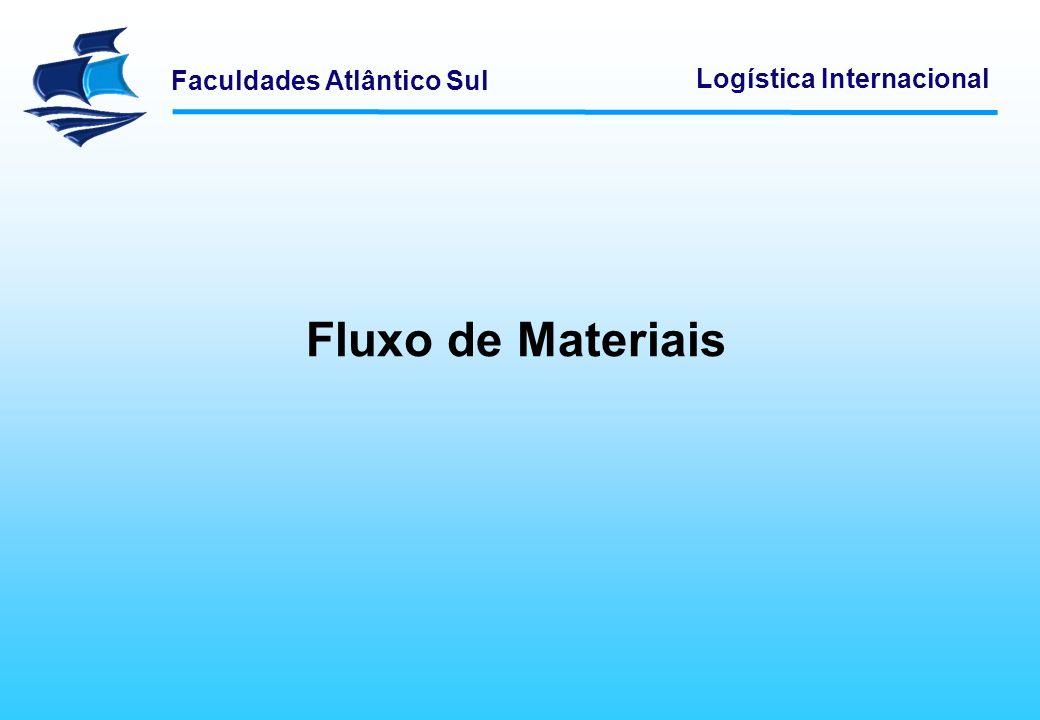 Fluxo de Materiais Logística Empresarial