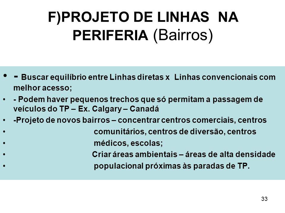 F)PROJETO DE LINHAS NA PERIFERIA (Bairros)