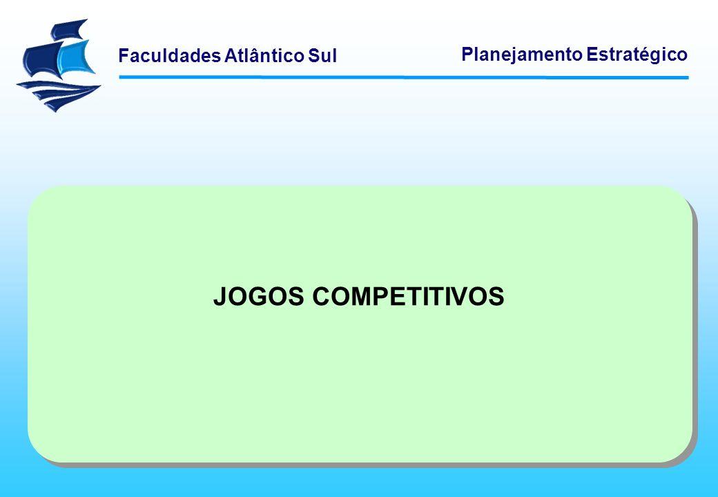 JOGOS COMPETITIVOS Logística Empresarial