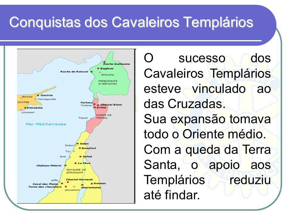 Conquistas dos Cavaleiros Templários