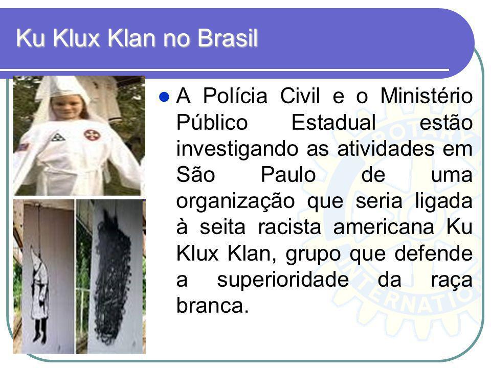 Ku Klux Klan no Brasil