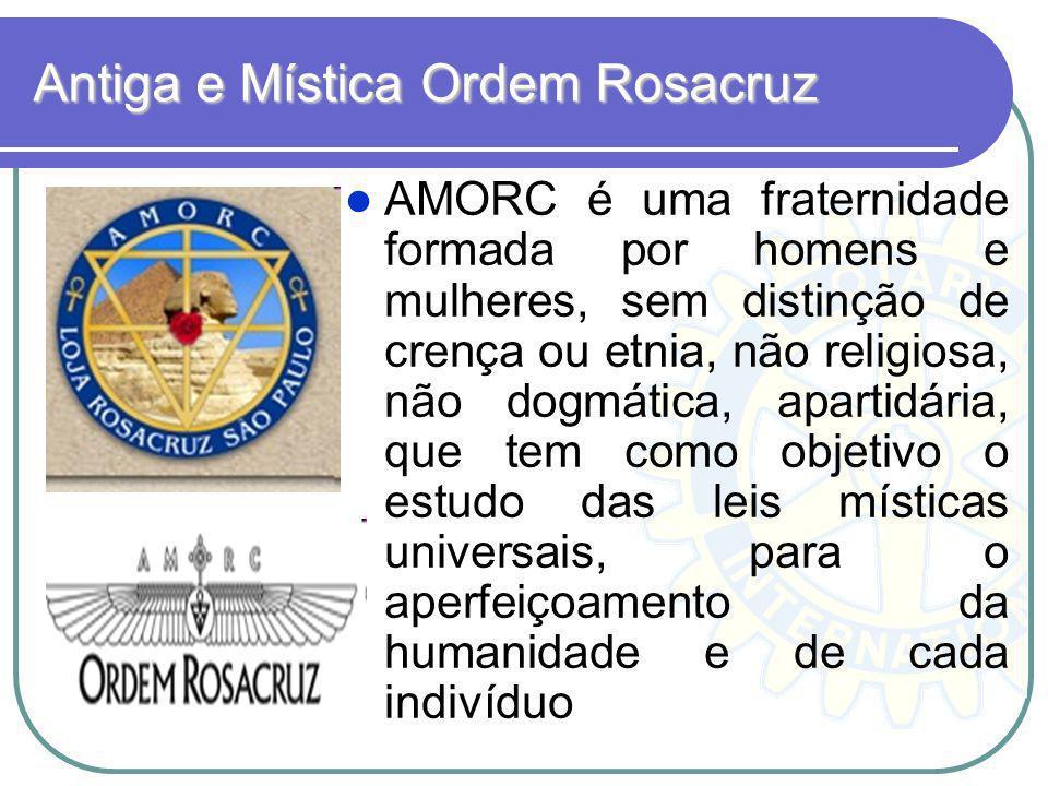 Antiga e Mística Ordem Rosacruz