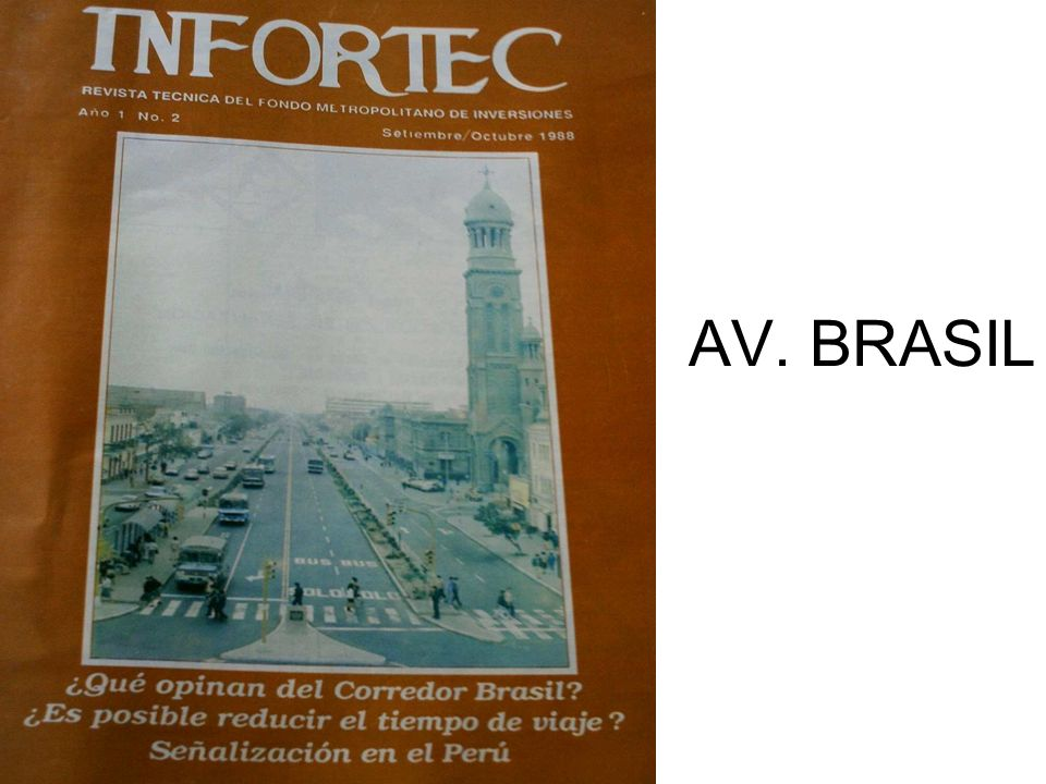 AV. BRASIL