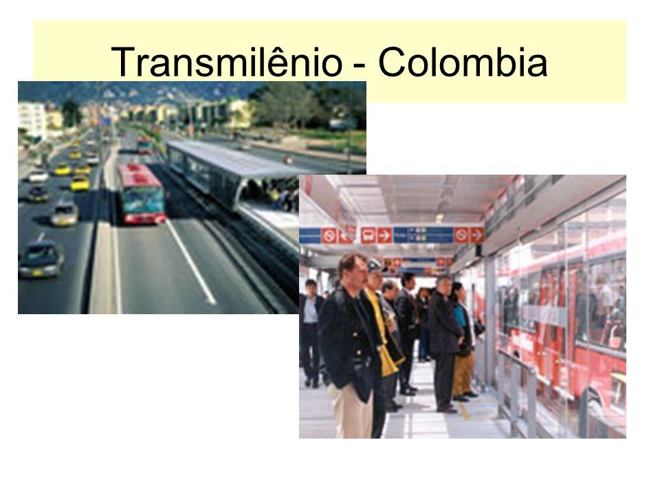 Transmilênio - Colombia