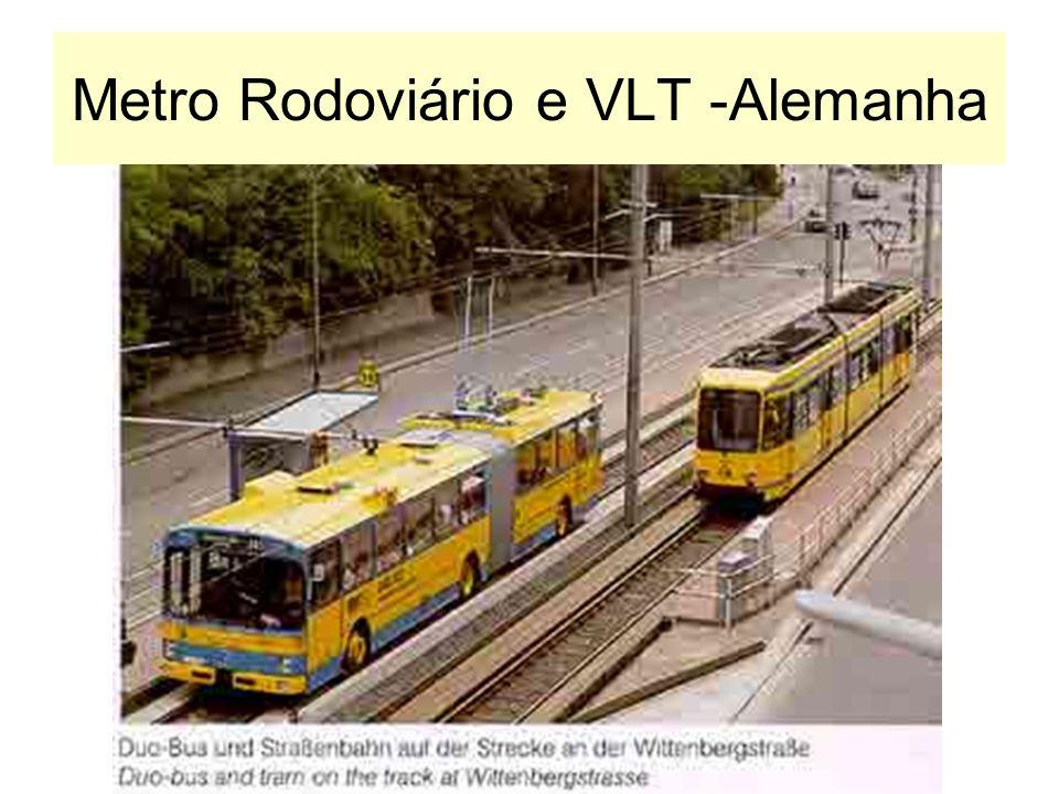 Metro Rodoviário e VLT -Alemanha