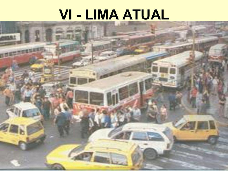 VI - LIMA ATUAL