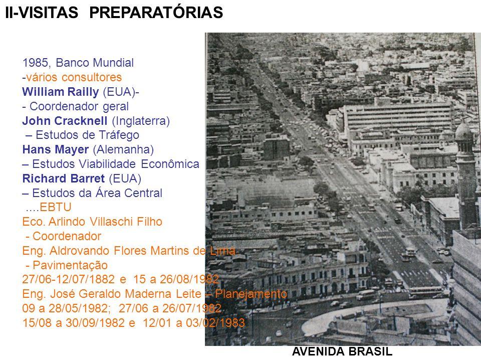 II-VISITAS PREPARATÓRIAS