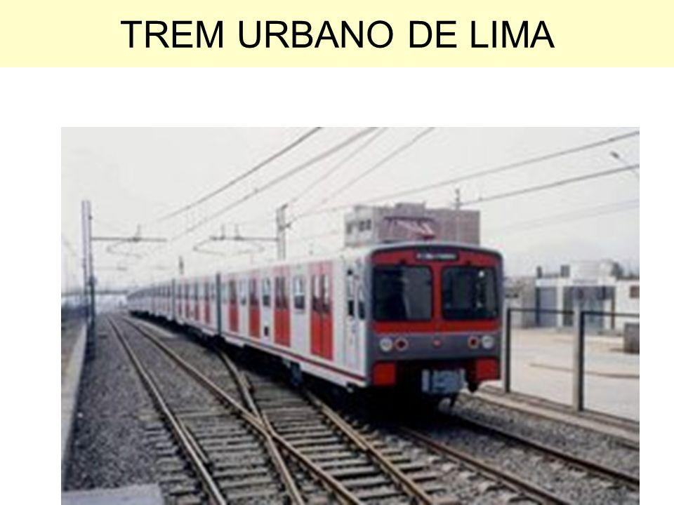 TREM URBANO DE LIMA