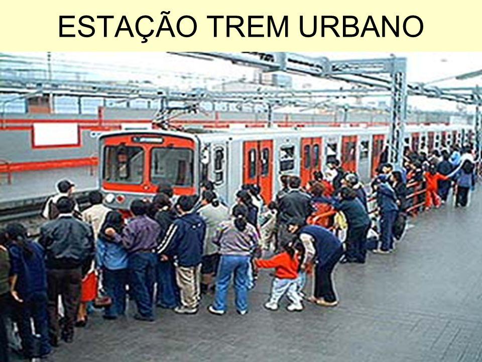 ESTAÇÃO TREM URBANO