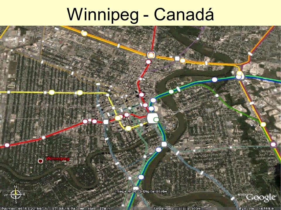 Winnipeg - Canadá