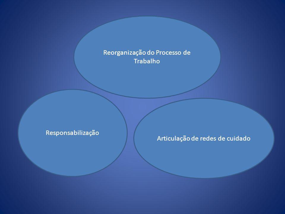 Reorganização do Processo de Trabalho