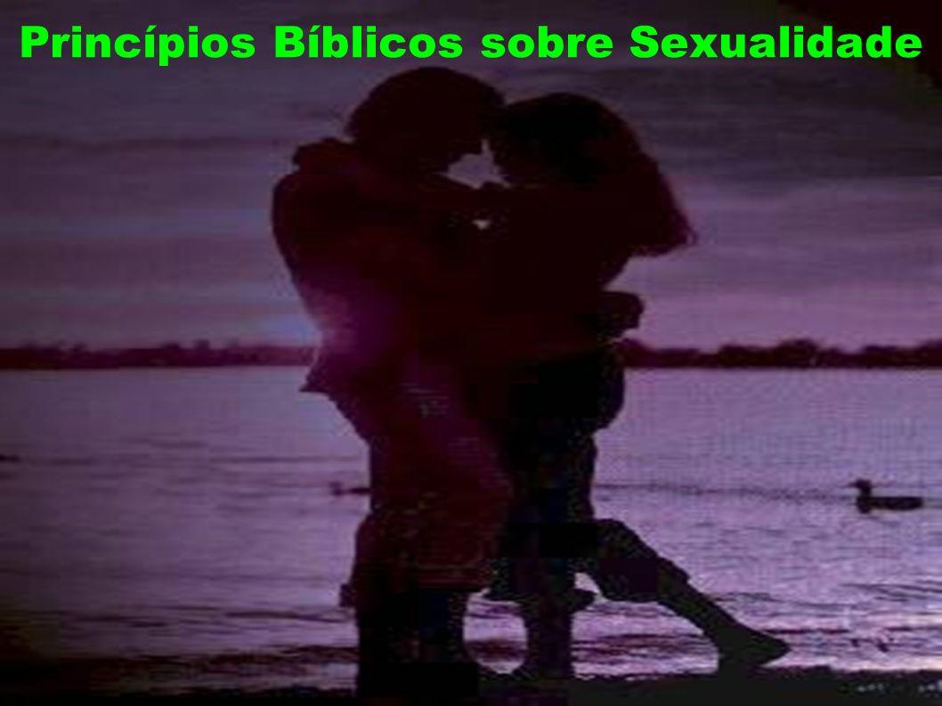 Princípios Bíblicos sobre Sexualidade