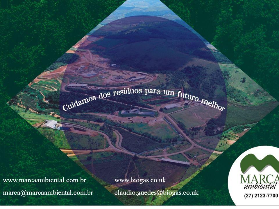 www.marcaambiental.com.br www.biogas.co.uk