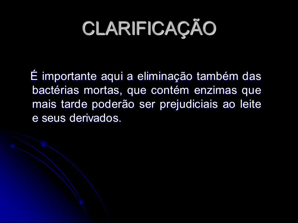 CLARIFICAÇÃO