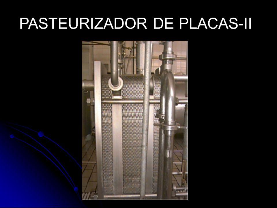 PASTEURIZADOR DE PLACAS-II