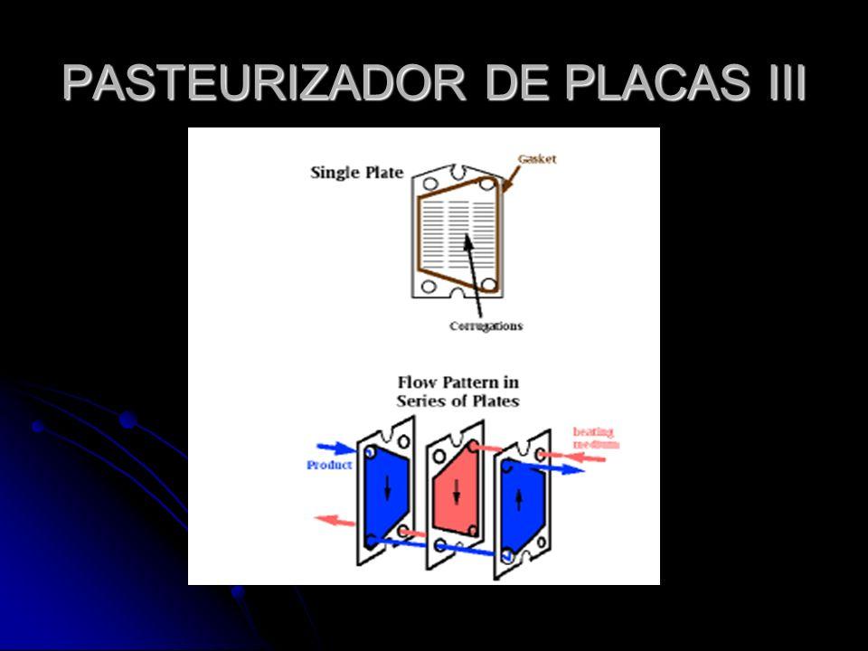 PASTEURIZADOR DE PLACAS III