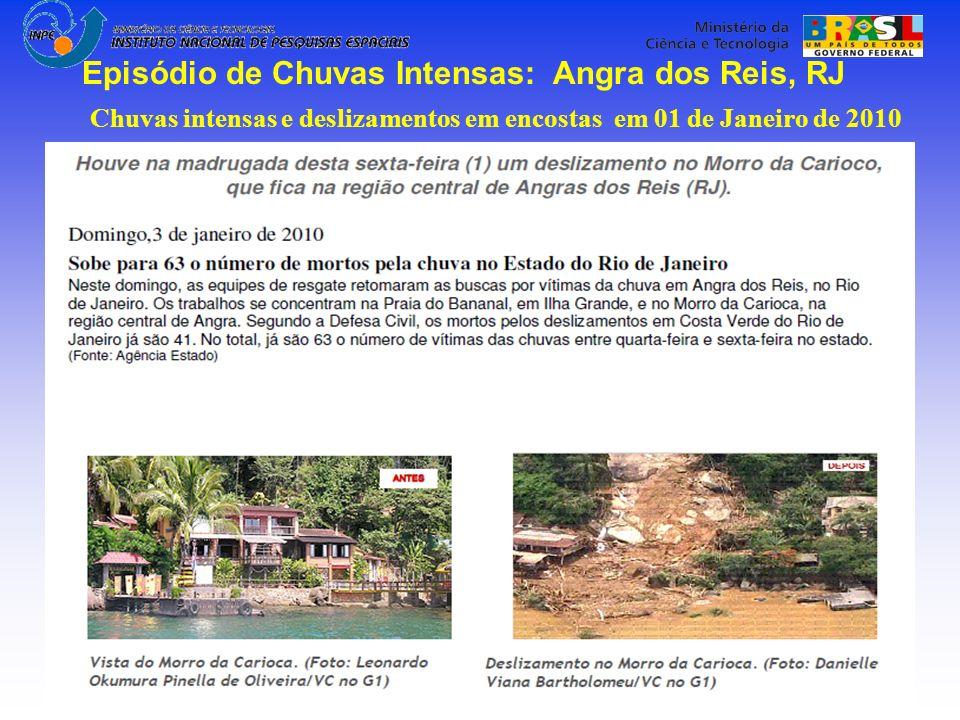 Episódio de Chuvas Intensas: Angra dos Reis, RJ