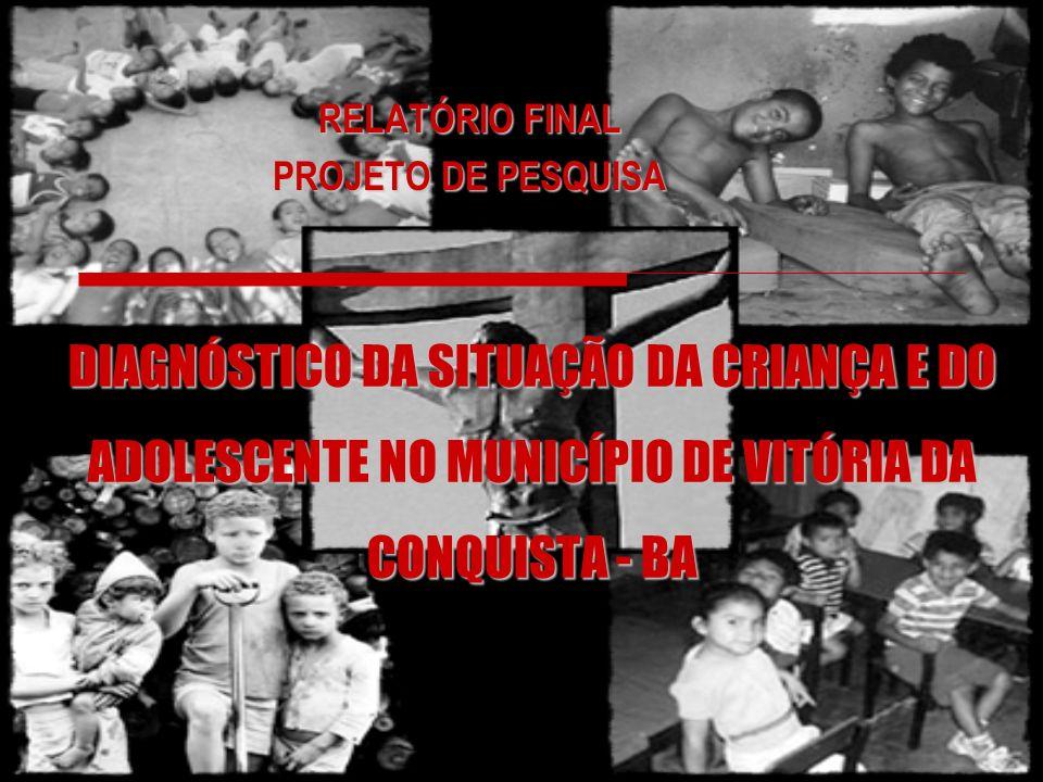 RELATÓRIO FINAL PROJETO DE PESQUISA