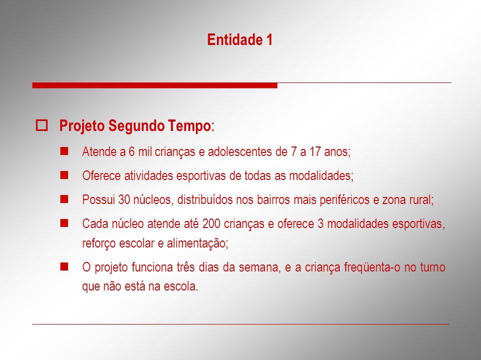 Projeto Segundo Tempo: