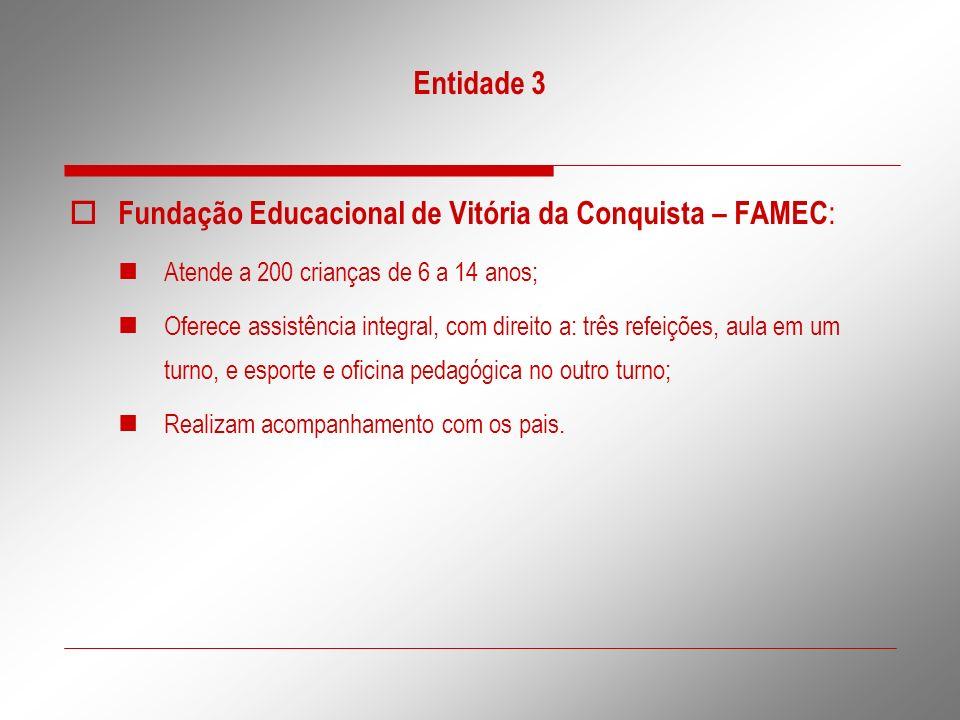 Fundação Educacional de Vitória da Conquista – FAMEC: