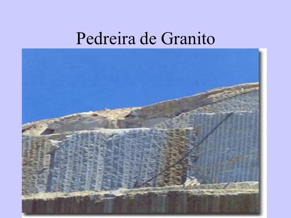 Pedreira de Granito